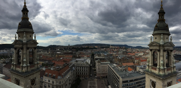 360 View from the Basilica