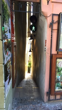 Narrowest St