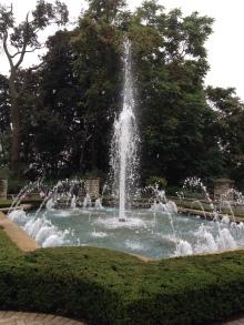 Casa Loma Castle Garden
