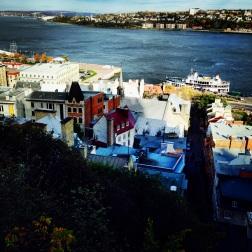Quebec old town
