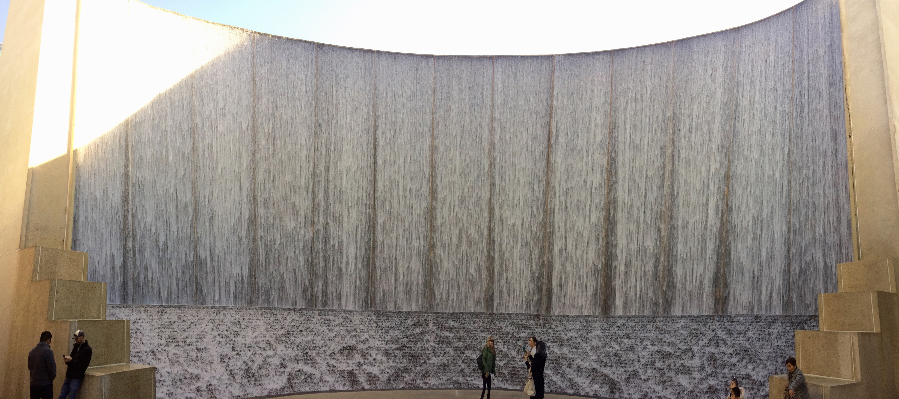 Houston Waterwall