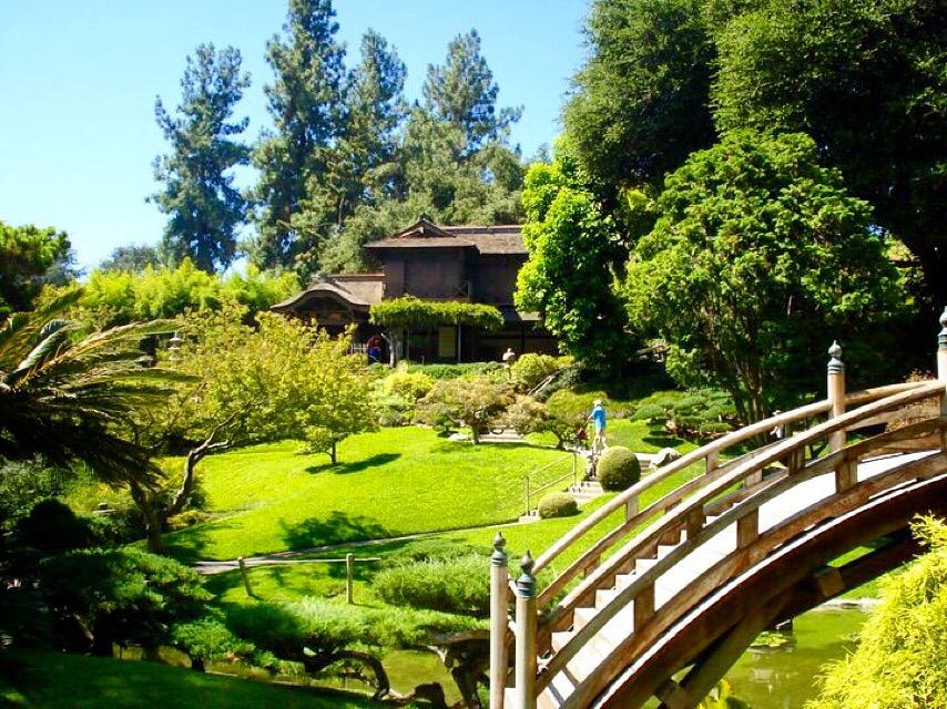 The huntington library botanical garden leila 39 s passport - Huntington beach botanical garden ...