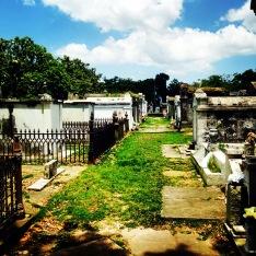 Lafayette Cementery
