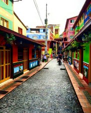 Colorful Guatape