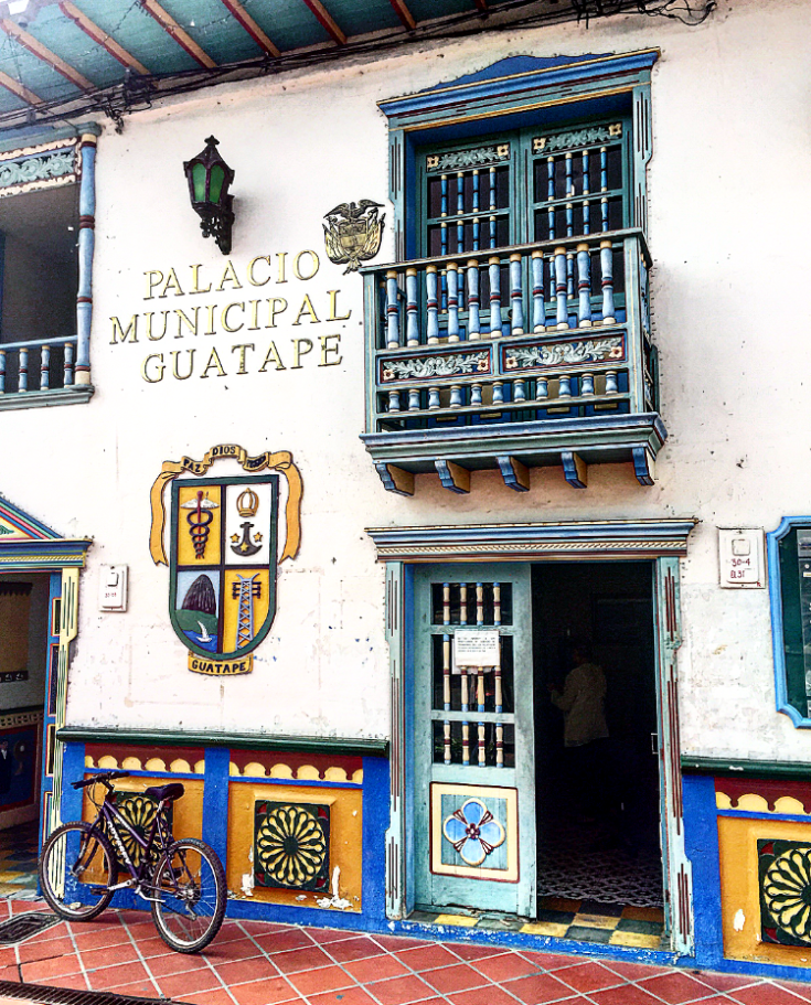 Guatape Mayor