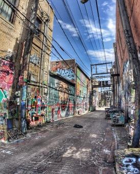 Rapid City - Art Alley
