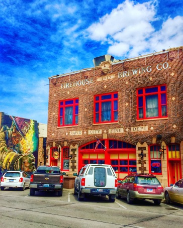 rapid City Firehouse brewing