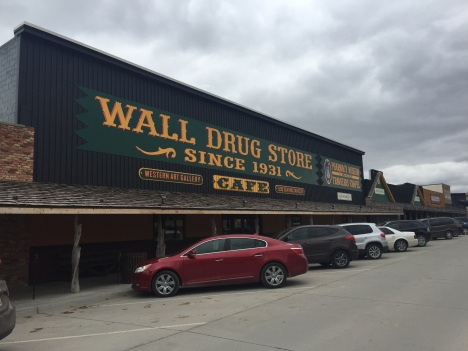Wall Drugstore