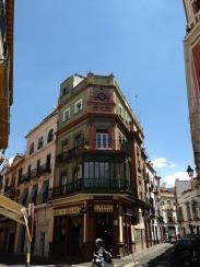 Seville Barrio Triana
