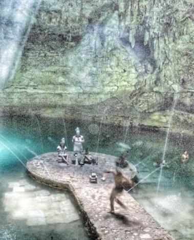 Sacred Cenote