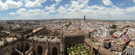 Seville Alczar