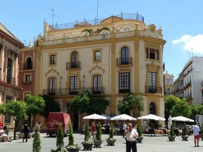 Old Town Seville