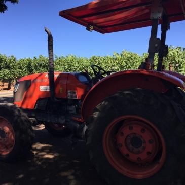 Sonoma Benziger Tractor Tour