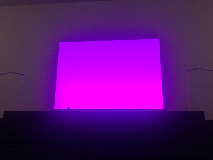 James Turrell Breathing Light