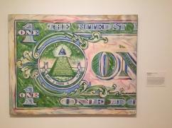 Half Dollar by Robert Dowd