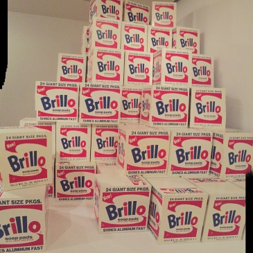 Andy Warhol Barillo Boxes