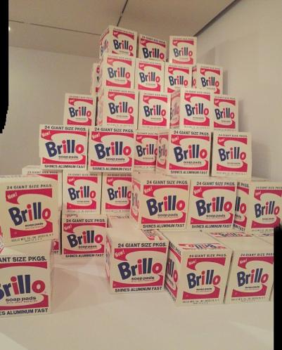 Andy Warhol Barillo Boxes