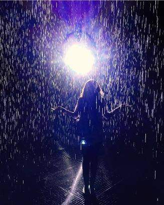 LACMA Rain Room