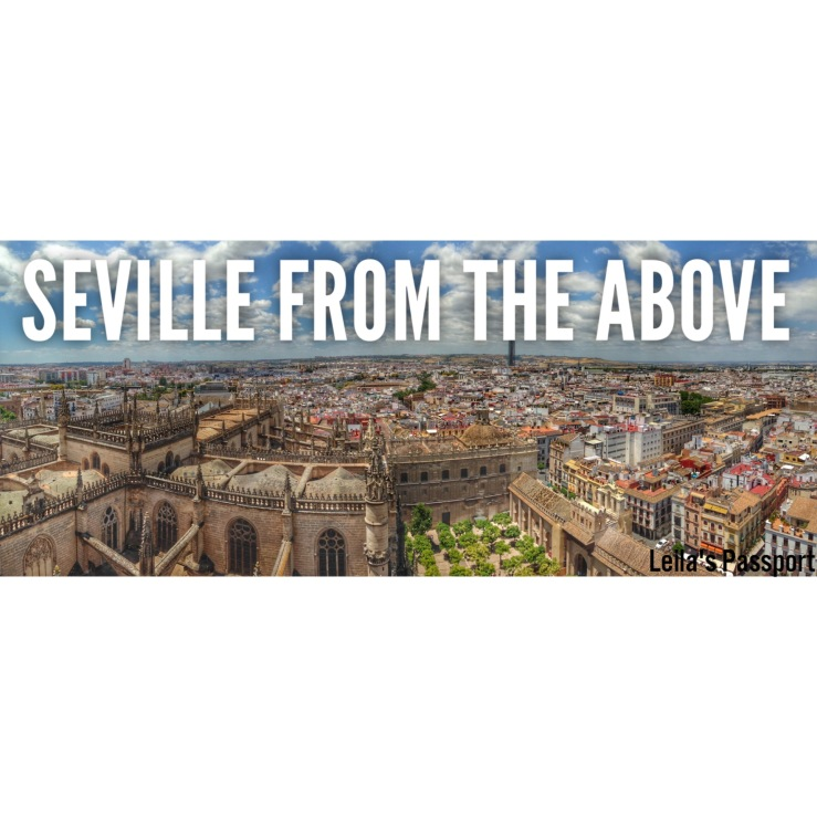 Seville From the above