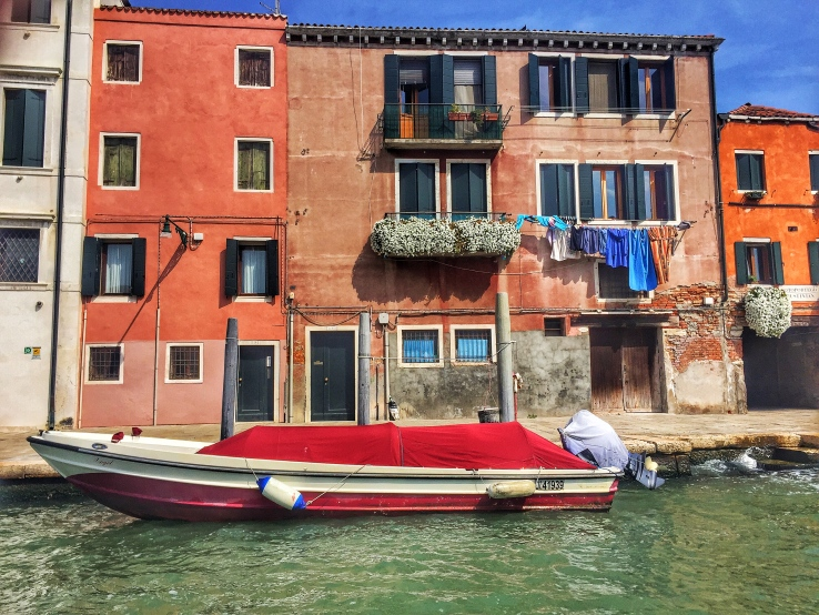 Venice Cannaregio Neighborhood