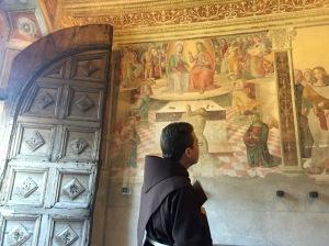 Assisi Franciscan Monk