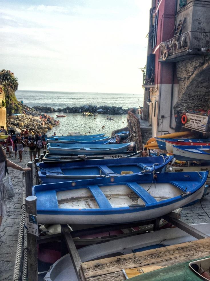 Cinque Terre Riomaggiore