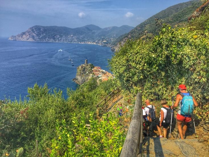 Trail Corniglia - Vernazza