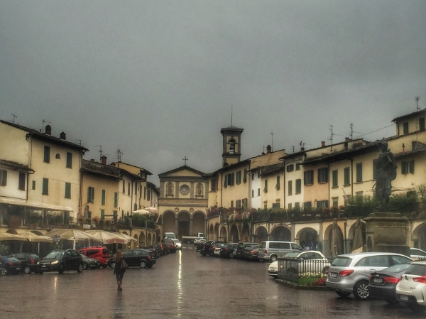 Greve Piazza Giacomo Matteotti