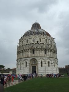 Pisa Baptisery