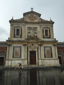 Pisa Knights' Square