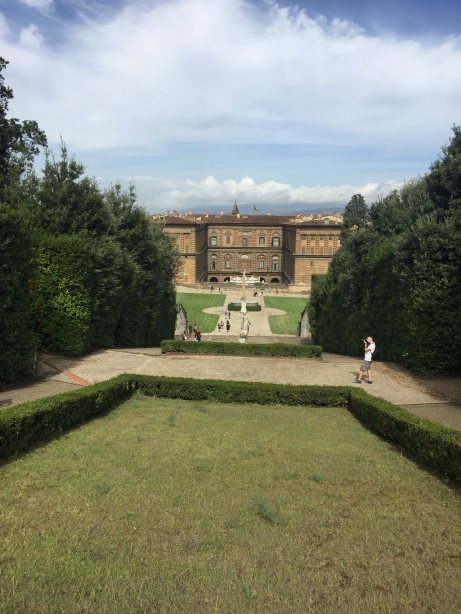 Boboli Garden and Pitti Palace