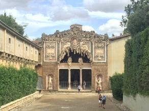Boboli Garden Buontalenti Grotto