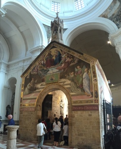 Assisi Chapelle Porziuncola