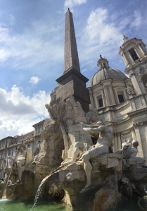 Rome Piazza Novano