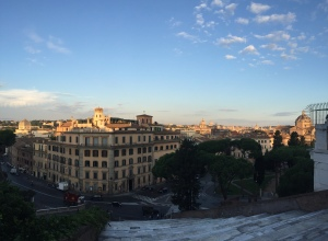 View from Capitoline Hill