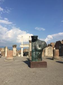 Pompeii - The Forum