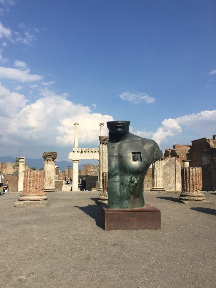 Pompeii - The Forum