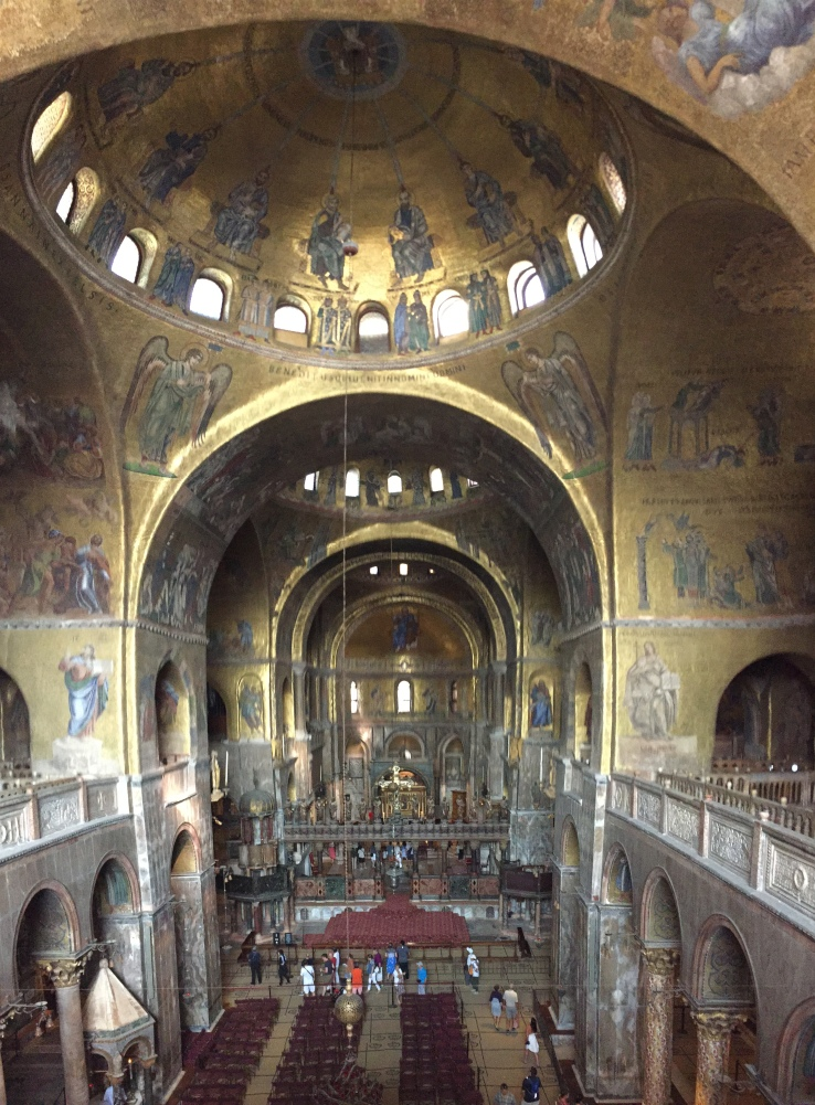 St Mark Basilica