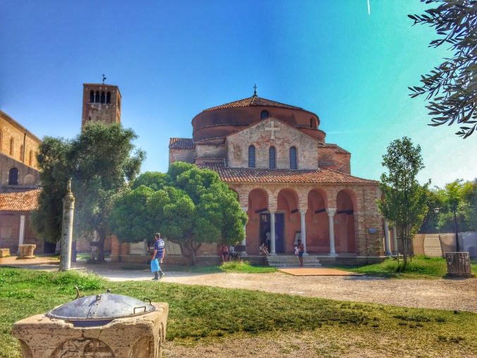 Torcello Santa Fosca Church