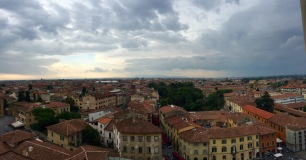 Pisa from the Above