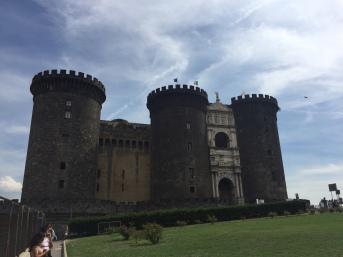 Naples Castel Sant'Elmo
