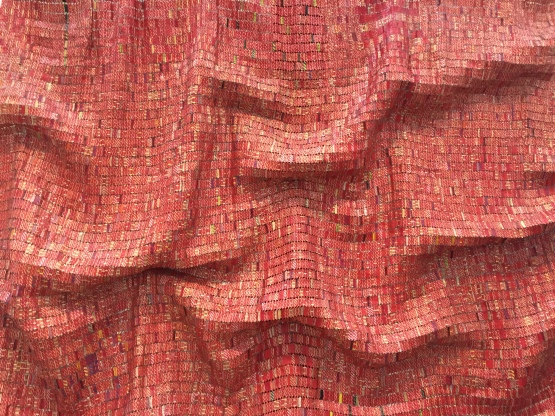 el-anatsui-red-block