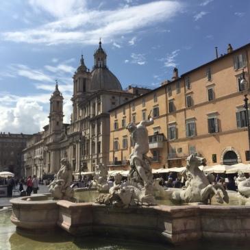 Rome Piazza Novona