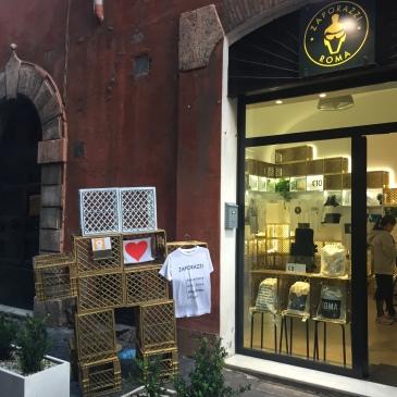 Rome Zaporazzi Shop