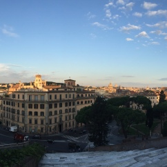 Rome View from Capitoline Hill