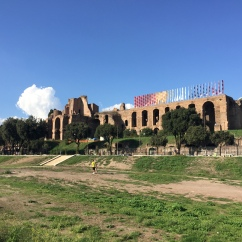 Rome Circus Maximus