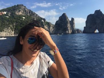 Capri Lover Arch
