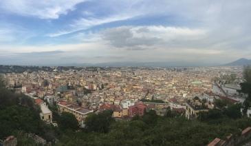 Naples from Vomero