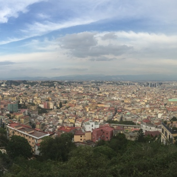 Naples from Vomero