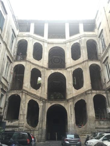 Naples Palazzo Sanfelice